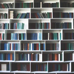 Weißes Bücherregal im skandinavischen Stil- Warum ist es so beliebt?